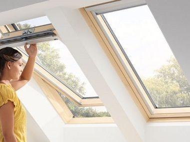 Покривен прозорец VELUX GZL 1050, 114х140 см