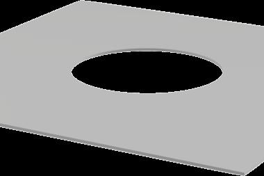 ХИДРОИЗОЛАЦИОНА САМОЗАЛЕПВАЩА СЕ МЕМБРАНА ЗА ПОДОВ СИФОН - 300 × 300 AIZ1