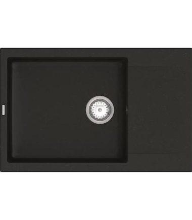 ПОЛИМЕРНА ГРАНИТНА МИВКА ORMAN 50/78 OMP 02.78 XL BLACK