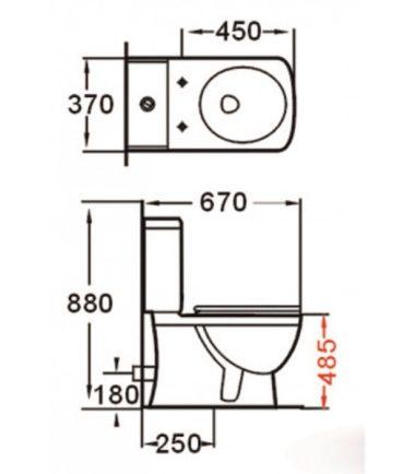 МОНОБЛОК ICC 6788